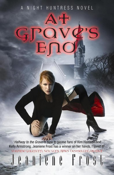 At Grave's End (Night Huntress #3)
