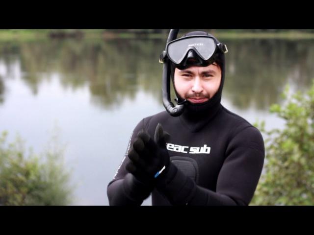 Два мира две жизни Трейлер к фильму о подводной охоте
