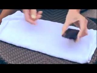 Sacar humedad de 1 celular