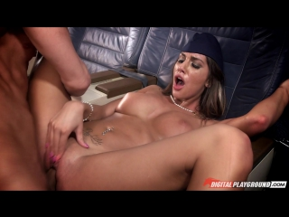 August_ames_in_dp_star_sex_challenge