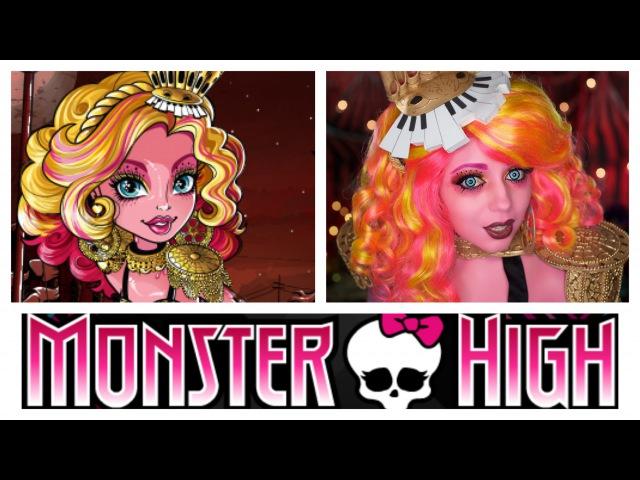 Monster High Gooliope Jellington MAKEUP  Charisma Star