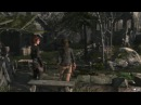 Rise of the Tomb Raider - Финальный босс, Концовка