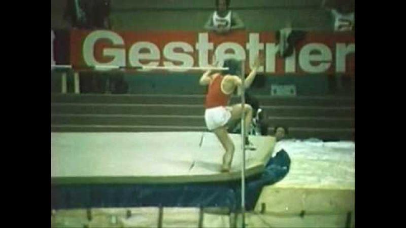 Vladimir Yashchenko part 3 Best straddle sequences ever World Record Milan 1978 History Porn