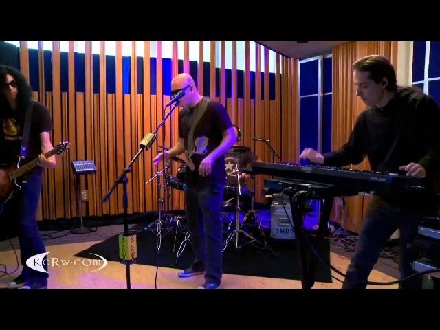 Infected Mushroom Live at KCRW The Pretender Foo Fighters Cover