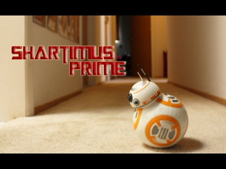 Star Wars The Force Awakens BB-8 RC Remote Control Hasbro Episode VII Movie Toy Review