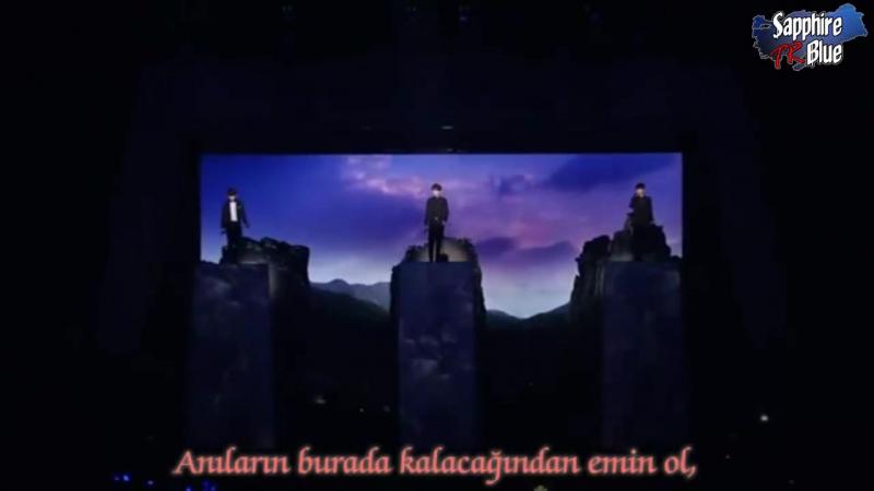 Phonograph DVD Super Junior K R Y Lunar Eclipse Türkçe Alt Yazılı
