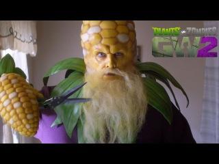 Plants vs. Zombies Garden Warfare 2: Кукурузный спецназ