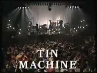 Tin Machine - Live at the Docks Hamburg October 24 1991