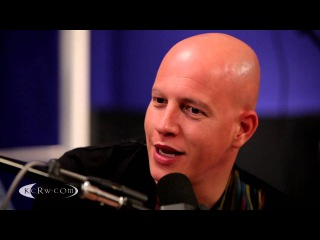 Infected Mushroom plays and is interviewed at KCRW  (2012-08-27)