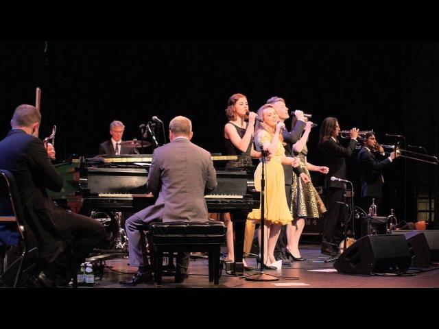 Pink Martini The von Trapps - Kuroneko no tango