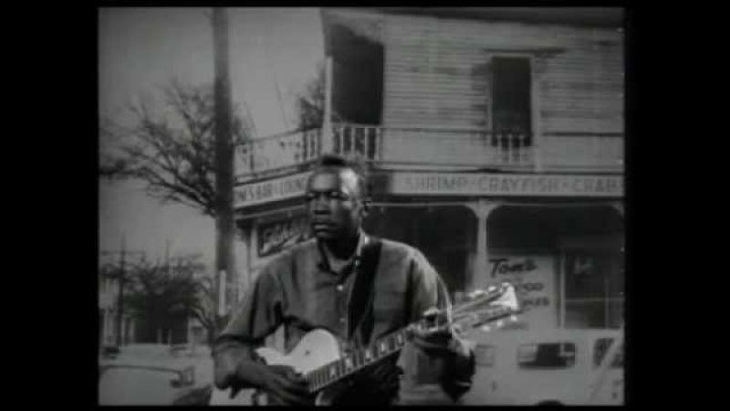 John Lee Hooker Hobo blues США