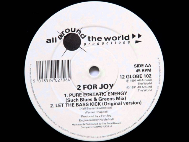 2 For Joy Let The Bass Kick