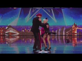 Spectacular Salsa - Paddy  Nico - Electric Ballroom _ Britains Got Talent 2014 (1)