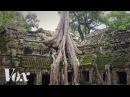 Ta Prohm's haunting ruins