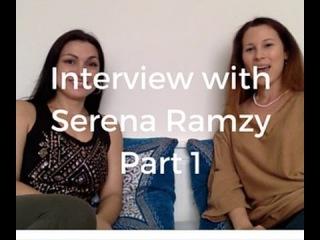 Star bellydancer interviews with Helen Santa Maria: Serena Ramzy (Part 1)