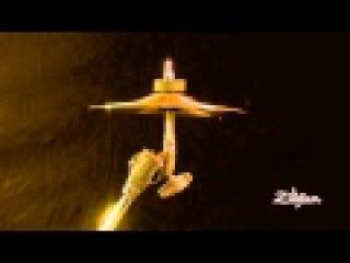 """ZILDJIAN : Cymbale AVEDIS 8"""" splash ( La Boite Noire )"""