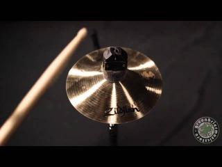 Zildjian Avedis 6 Splash Cymbal NAMM Show Display Stock ZAS322