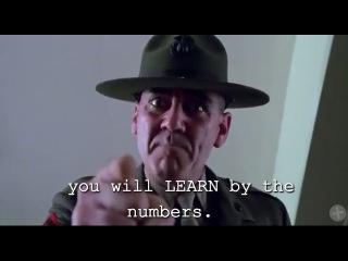 Full Metal Jacket - Sergeant Hartman