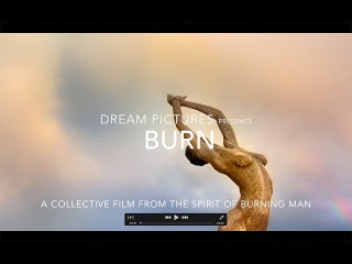 BURN - a collective film from the spirit of Burning Man - Soundtrack by Carlo Rossi