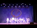 Танец русские зимы, фестиваль-конкурс детского и юношеского творчества Звездный дождь 2016 год