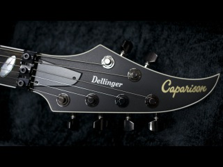 Caparison Orbit. Caparison Dellinger 7