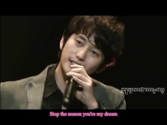[VietsubHangul] Season In The Sun - Park Shi Hoo (Fan Meeting 2011)