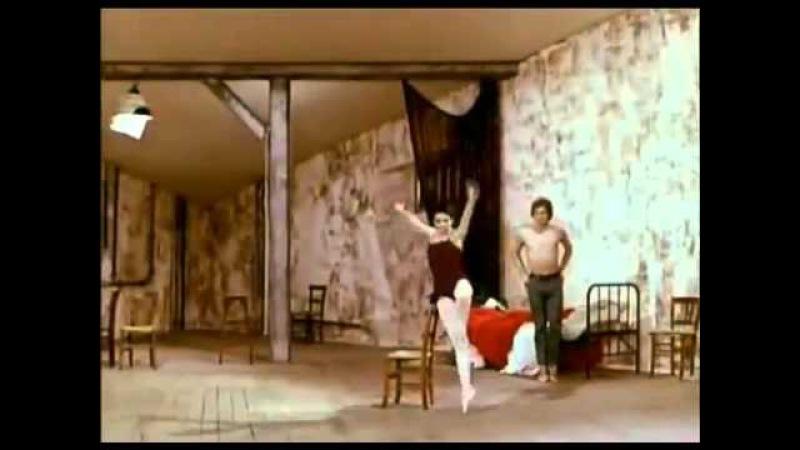Le jeune homme et la mort by Roland Petit Ziz Jeanmaire Rudolf Nureyev 1966
