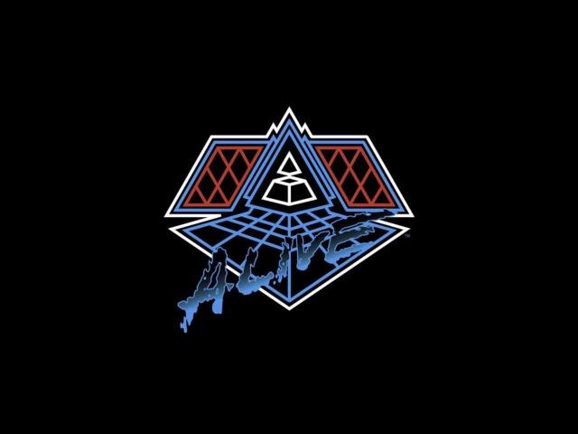 Aura Rock (Cheering Removed) Daft Punk ALIVE 2007