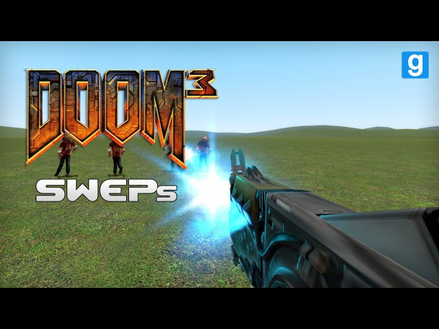 [GMod] Doom 3 SWEPs Trailer