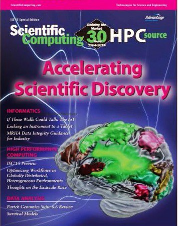 Scientific Computing ISC 2015 Special Edition