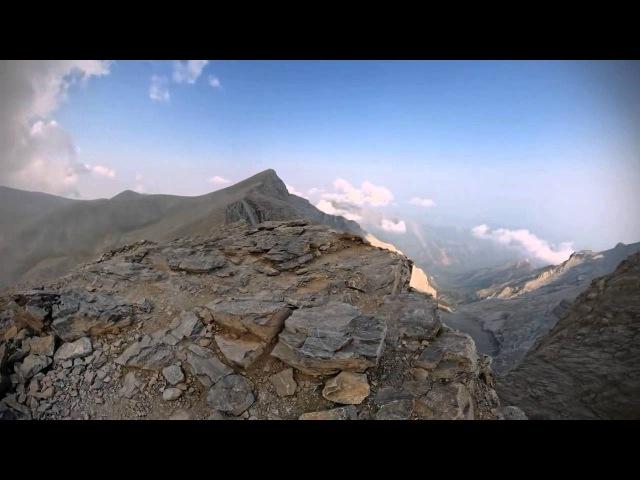 Дорога в облака Гора Олимп