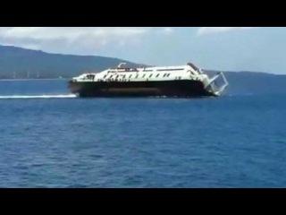 В океане между островами Бали и Ява затонул пассажирский паром - Первый канал