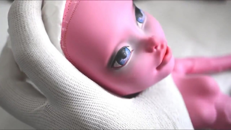 Repainting Gooliope Jellington Monster High doll