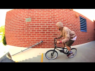 Chris brown stolen bikes 2013 bmx video