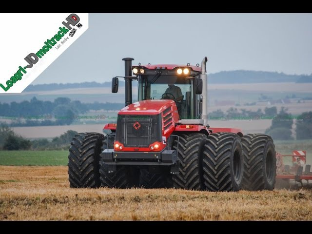Kirovets K744 R4 420HP = UNIQUE IN FRANCE