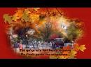Toune d'automne Les Cowboys fringants Photo récit