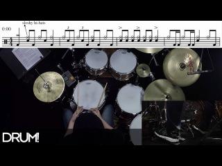 Groove Analysis: Travis Barker