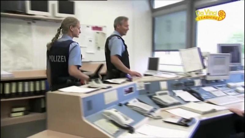 Neden ve Nasıl 36 Polisler Polizei