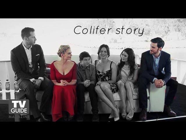 Jennifer Morrison and Colin O'Donoghue Colifer story
