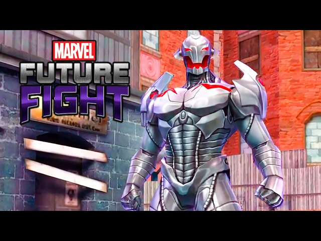 Hodgepodgedude играет Marvel Future Fight 2