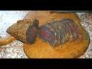 сыровяленое мясо в домашних условиях / dry cured meat at home