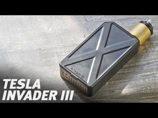 Invader 3 от Tesla | Обзор