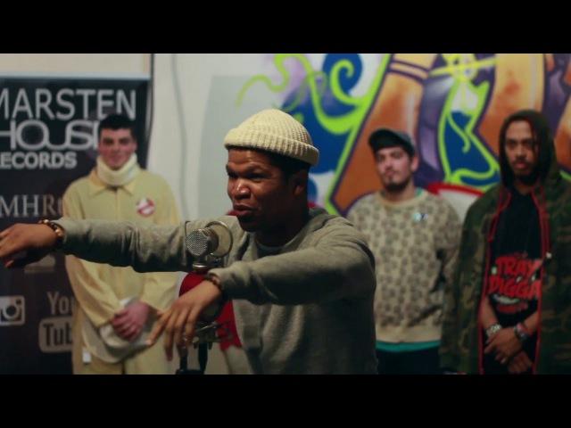 "Marsten House Leap Year Cypher 2"" ft. Tommy iLL Figure, Patnelso, U-NIK STYLEZ, Smoke"
