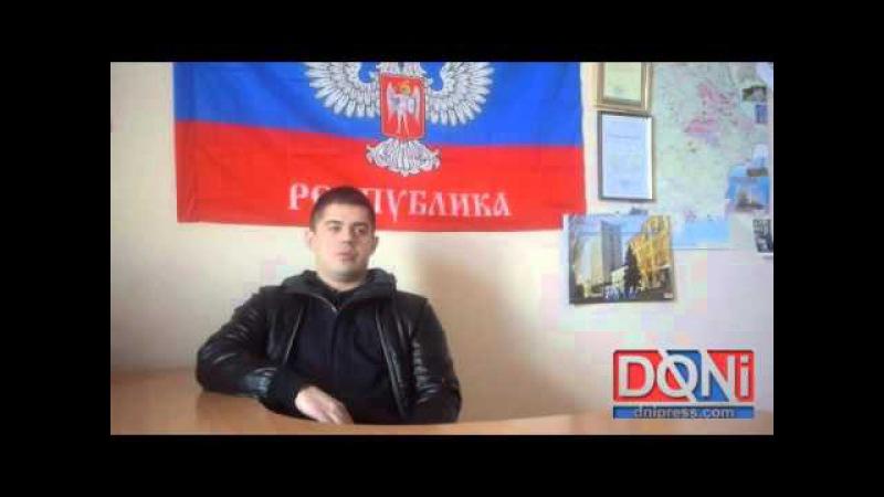 Sergeï Munier Volontaire français du Donbass 1