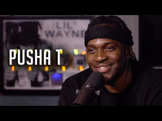 Pusha T defends Rae Sremmurd Kanye West's Album Update Battles Ebro Rosenberg