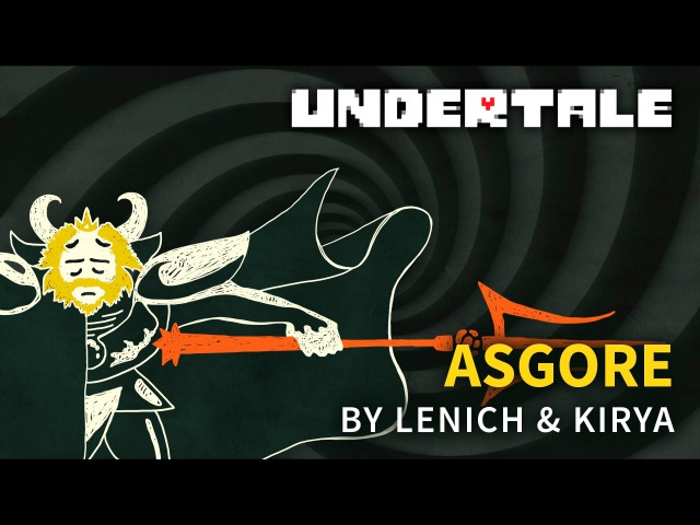 Undertale Asgore w Bergentrückung Acoustic Cover