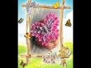 Большая бабочка Канзаши/Мастер Класс / DIY/ Kanzashi/butterfly