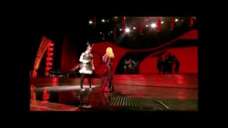 Верка Сердючка. Таисия Повалий. Голос. Душа (2008)