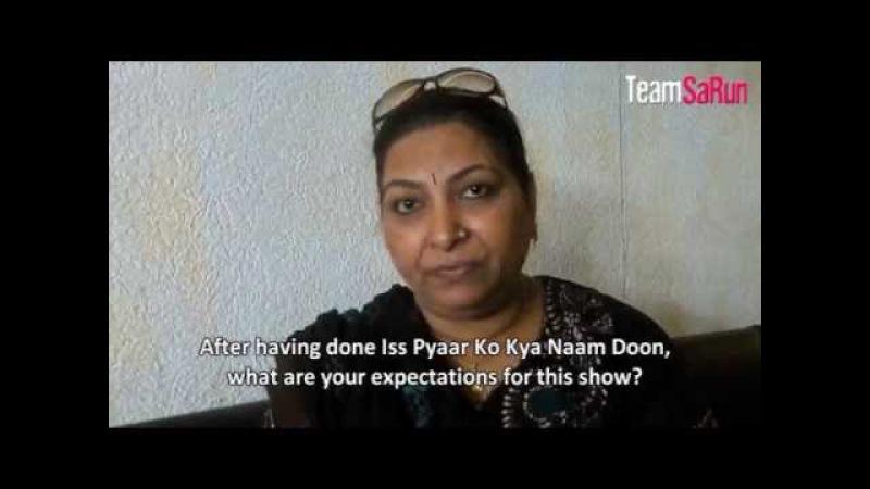 TeamSarun in Conversation with Abha Parmar May 2013