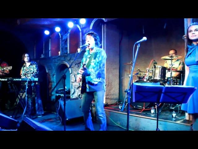 Евгений Осин и Kadnikoff band Снова дождь В клубе Концерт 02 11 2012